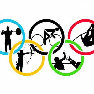 Olympische Spelen bij FC Berghuizen