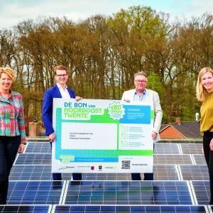 Gemeenten geven huiseigenaren €80,- voor energiebesparing