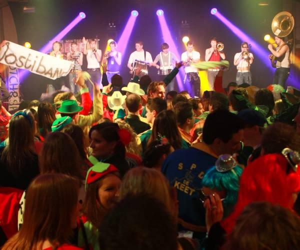 Kapellenfestival Revival tijdens Carnavalsfestival BoesCabaal 2020