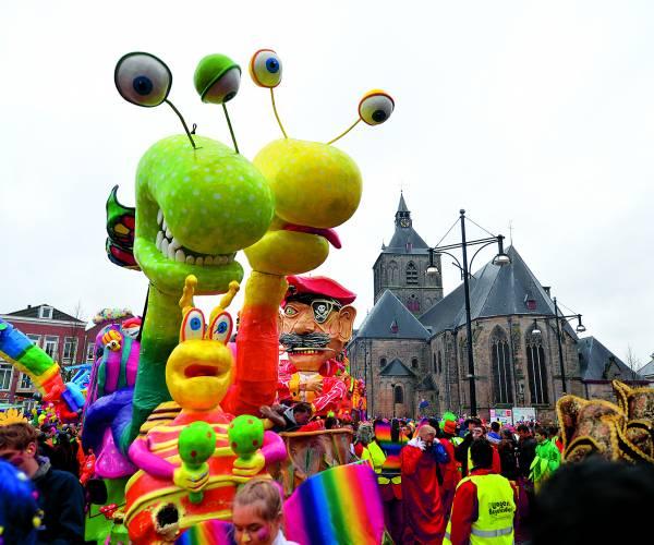 Optocht Oldenzaal gaat niet door!