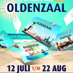 Tot en met 22 augustus: Groeten uit Oldenzaal!