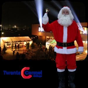 Kerstmarkt TCC locatie Leliestraat