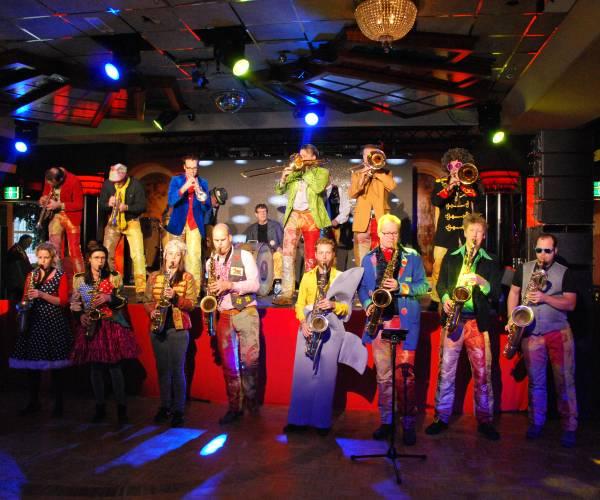 Markloawen Muzikaal met Stroat Ensemble op 19 januari