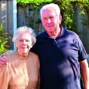 Echtpaar Grethe – Schukking 60 jaar getrouwd