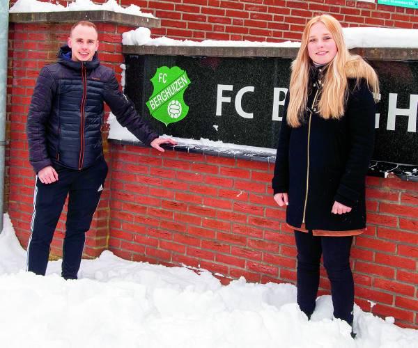 FC Berghuizen bloeit dankzij haar vrijwilligers