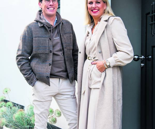 Hesselink Mode inspireert met modekrant!
