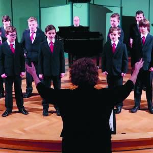 Zomerconcert Stadsjongenskoor Oldenzaal<br />Let all men sing!