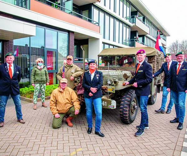 Ondanks corona toch aandacht voor Bevrijdingsdag Oldenzaal
