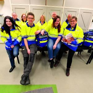 EHBO Vereniging Sint Plechelmus na 80 jaar volop actief