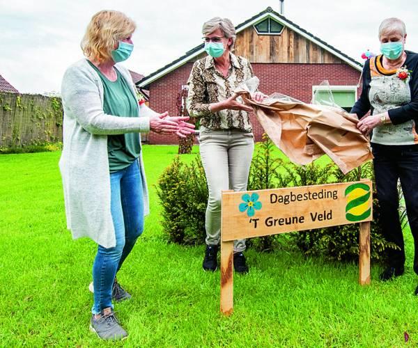 ZFO opent buitenlocatie 't Greune Veld
