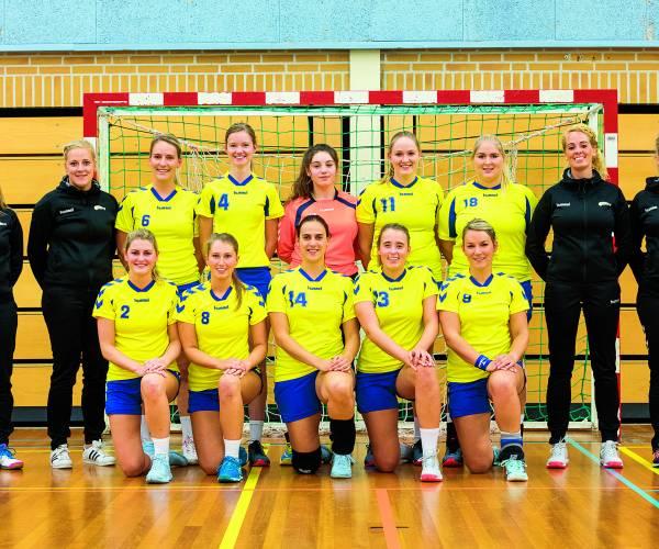 Hacol'90 dames 1 wint van E&O