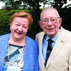 Echtpaar Valkema – Kramer 60 jaar getrouwd