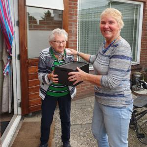 40 jaar Tafeltje Dekje in Oldenzaal