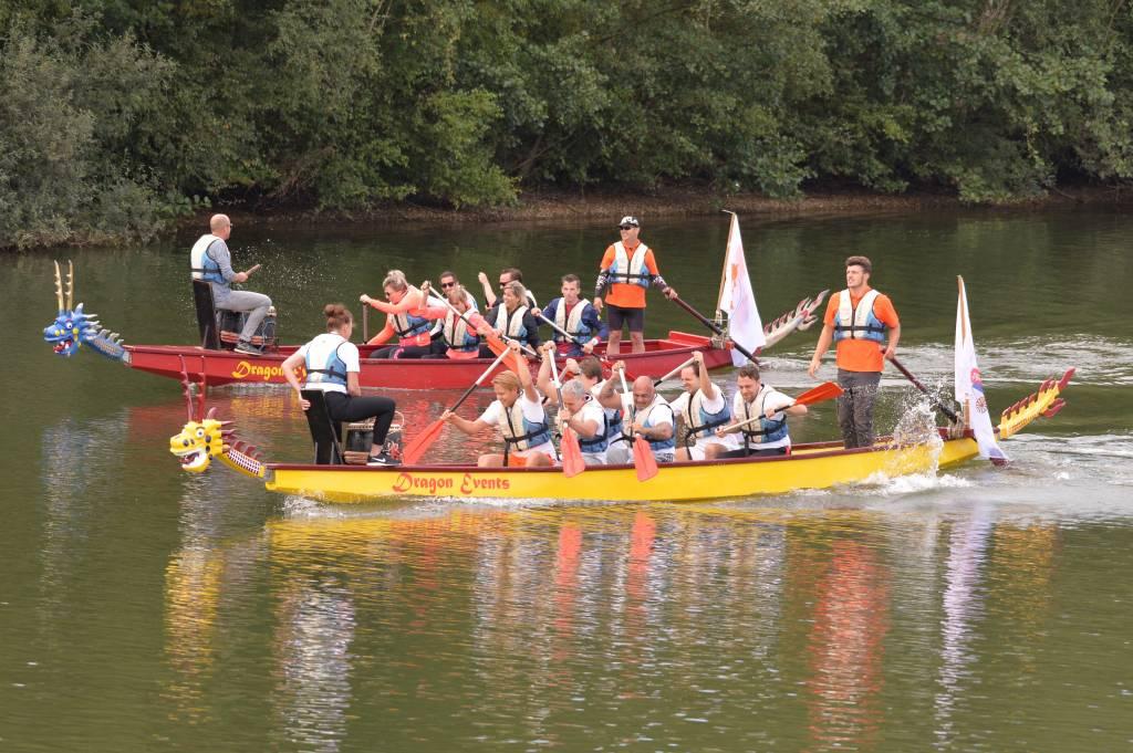 Ronde Tafel Serviceclub.Drakenbootrace Ronde Tafel Oldenzaal Trekt 32 Teams De