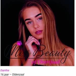 Oldenzaal sterk vertegenwoordigd in Miss Teen of Overijssel