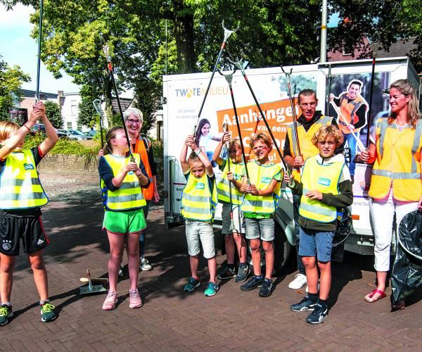 World Cleanup Day leidt tot buurtinitiatieven