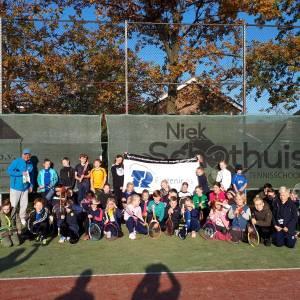 Jaarlijkse pannenkoekentoernooi bij Tennisvereniging Zuid Berghuizen weer een groot succes