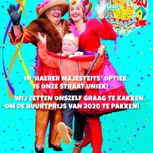 Haer Eerste Oldenzaalse Straat Carnavals Vereniging een feit!