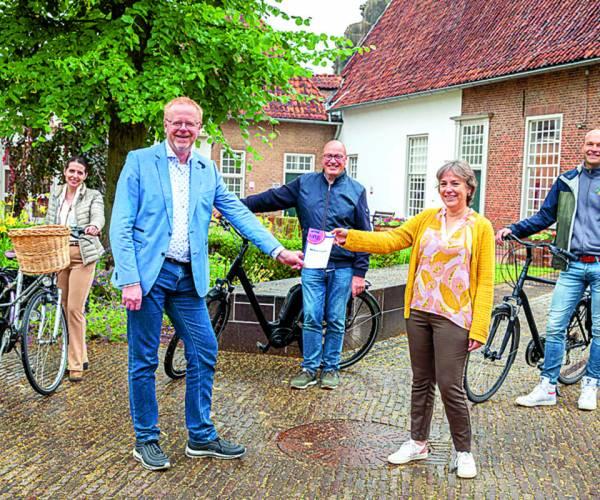 Doortrappen in Oldenzaal