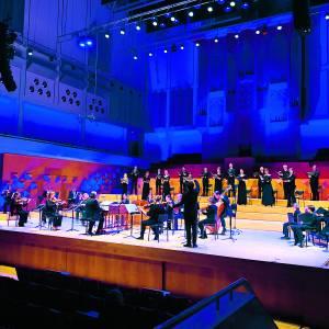 Cantate zonder publiek uitgevoerd, maar online te zien
