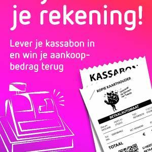 Win je aankoopbedrag terug in Oldenzaal!