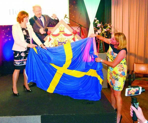 Hotel Het Landhuis ontvangt de gouden erepenning van Oldenzaal