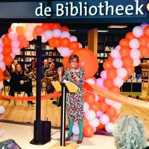 Feestelijke opening Bibliotheek in de Vijfhoek