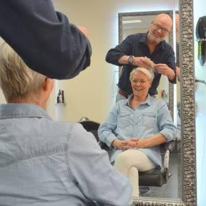Salon Wim verhuist naar Zuidwal