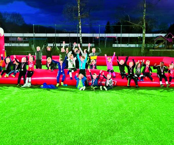 Scoren in de Wijk:  Voetbaltoernooi voor Oldenzaalse jeugd
