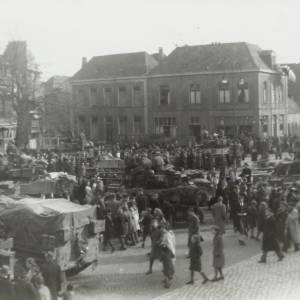 Gedenkteken voor 'vergeten' slachtoffers bevrijdingsfeest 8 mei 1945 in Oldenzaal