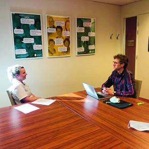 Zorgfederatie werft nieuwe zorgmedewerkers via podcast!